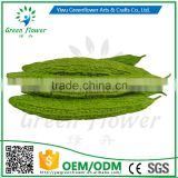 Greenflower 2016 Wholesale artificial PU Bitter melon China handmaking decoration