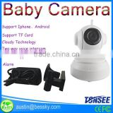 Speakers alarm Alarm recording baby monitor with 1.3mp 960p