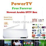 New M8 Android Smart TV Box M8S Amlogic S812 Chip AP6330 4K 2G/8G XBMC Dual band wifi Full HD Android 4.4 Media Player M8 TV Box