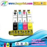 China factory direct wholesale compatible printer cartridgs for Epson T1331 T1332 T1333 T1334 ink cartridge for Epson T25