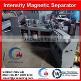 pyrrhotite magnetic separator 3pcs disc dry magnetic separator with 14000guass 500mm diameter disc