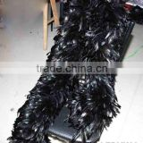 Full Fluffy coque feather Boa LZBYK29