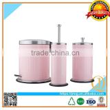 3pcs Eco-Friendly colourful stainless steel bathroom accessory                                                                         Quality Choice