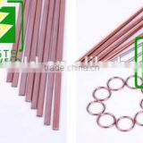 BCuP-6 2% silver Phos/Copper brazing alloy welding rod