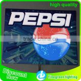 high quality Pepsi EL electroluminescent advertising