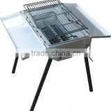 Portable barbeque grill/Backyard durable charcoal bbq grill