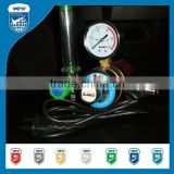 2015 argon gas pressure air conditioner regulator for flow monitoring