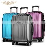 Hard Shell Fashion Travel Polycarbonate Polo Luggage Trolley Bags                                                                         Quality Choice