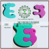 Eco Safe Jewelry/Baby Teething Ring/Silicone Teething                                                                         Quality Choice
