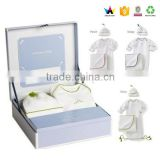 Customized luxury paper storage box ,Paper display designer box for baby cloth,Pulling Tension MAX in storage gift box