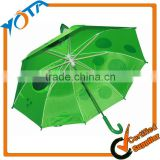 Fashion promotional cute umbrella for kids