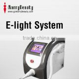 Skin Whitening 2013 Good Quality E-light IPL RF Hair Removal Beauty Equipment With CE No Pain