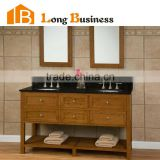 China supplier sales wall mounted bamboo bathroom vanity from online shopping alibaba                                                                                                         Supplier's Choice
