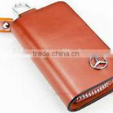 Custom Logo leather Key Holder /handmade leather key holder/leather key holder/leather car key holder