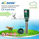 Aosion 2016 new animal repeller with aluminum spike