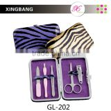 wholesale mini nail care equipment, beauty care tools, girls manicure & pedicure set