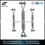American Standard GALVANIZED HEAVY DUTY Turnbuckles With Jaw And Jaw
