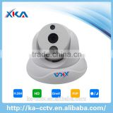 Small dome plastic HD 2 megapixles Day and Night vision AHD CCTV Camera