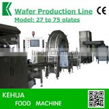 Wafer production line/Wafer machine/Wafer biscuit machine/Wafer making machine/Contact:008613802855205