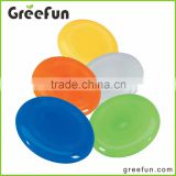 Colorful Plastic Frisbee Blank Inflatable Flying Saucer Top Quality Wholesale Frisbee In China