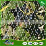 Promotion plastic anti bird control net with uv protection