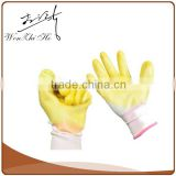Industrial Working Nitrile Coated Polyester Welding Safety Gloves