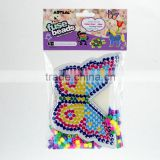plastic fuse beads diy toys craft beads kits 5mm artkal perler beads