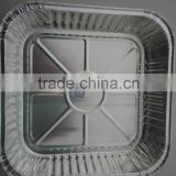 High Grade Aluminium Disposable Foil Oven Baking Catering Platter Food Trays