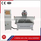 China Cheap ATC Wooden Door Engraving Machine / CNC Router Wood Furniture Making / Wood Carving Equipment