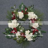 Artificial Berry and Pine Garland,artificial cheap wreath