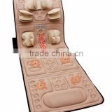 Air Pressure Magnetic Vibration and Heating Thai Massage Mattress