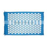 acupressure mat with lotus flower spike /yoga mat