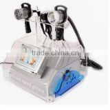 Liposuction Cavitation Slimming Machine RS-05 5 In 1 Multipolar RF Head 40K Cavitation Vacuum/ Rf Slimming Machine Bipolar Rf Machine For Loss Weight/ Ultrasound Skin Lift Beauty Salon