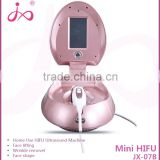 Bags Under The Eyes Removal 2016 Newest Beauty Hifu Face Slimming Machine High Focused Ultrasonic Price / Ultrasonic Ultrasound Hifu Equipment For Sale