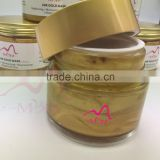 Christmas Promotion!!!! Organic private label skin care chinese gold 24k pure facial mask