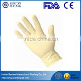 disposable nitrile gloves of food grade for food industry