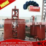 Jingying factory made sawdust, rice husk briquette charcoal retort making kiln machine