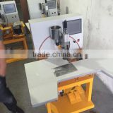 pearl setting machine fixing attaching pearls machine Wholesale low price touch screen rhinestone and pearl appliqu