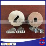 Inquiry about Rotary tablet press punch die set,ZP12 tablet press molds