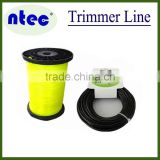 Straight Metal Blade Cutting Type and Petrol / Gas Power Type garden nylon monofilament trimmer line grass cutting rope