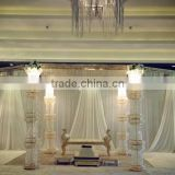 mehandi crystal Mandap indian wedding mandap & gate