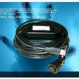 AIS PILOT PLUG USB Cable 3meter or 10 meter