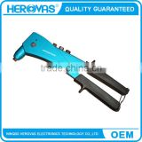 Hand Rivet 10.5'' Light-Duty Aluminum Alloy Material , Durable Hand Rivet Nut Tool