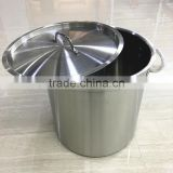 soup pot industrial soup cooking pot stainless steel soup pot
