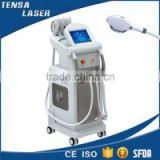 latest technology skin tightening opt shr ipl yag laser hair removal machine with low price