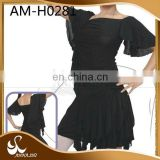 ANNASHI 2012 girls adult children latin dance costume for performance AM-H0281