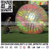 Funny Commercial Inflatable Body Zorb Ball Good Price Interesting Inflatable Human Bowling