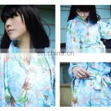 Japanese Beautiful Formal Wear Japanese Peignoir