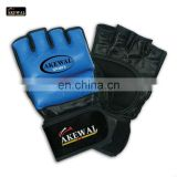 MMA Gloves Cowhide Leather