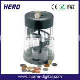 Hot selling small plastic candy jar